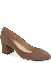 Trance block heel pump medium 765707