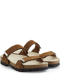 DSQUARED2 Suede Sandals
