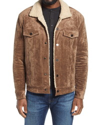 BLANKNYC Creole Leather Jacket With Faux