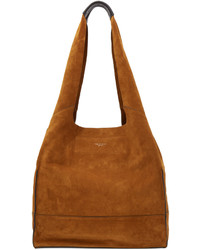 Rag and bone tan suede walker shopper tote medium 3723470