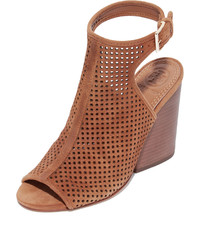 Tory Burch Jesse Open Toe Booties