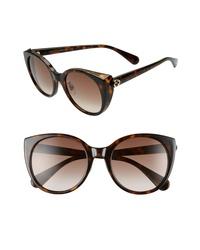 Gucci 54mm Cat Eye Sunglasses