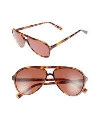 ED Ellen Degeneres 58mm Gradient Aviator Sunglasses