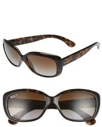 Ray-Ban 58mm Polarized Sunglasses