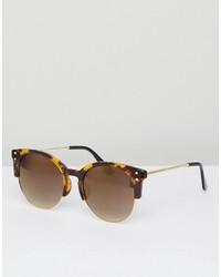 Aj Morgan Tortoishell Sunglasses