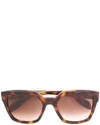 Alexander McQueen Square Frame Sunglasses