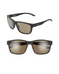 Smith Basecamp 58mm Chromapop Polarized Sunglasses