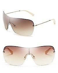 Bobbi Brown Joe Shield Sunglasses