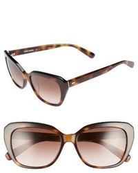 Bobbi Brown Bobbie Brown The Koko 55mm Cat Eye Sunglasses