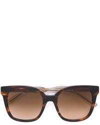 Bottega Veneta Eyewear Square Frame Sunglasses