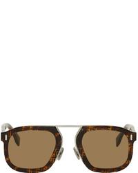 Fendi Brown Force Sunglasses