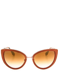 8fdf942d4f ... Cat Eye Dita Von Teese Eyewear Sophisticat Sunglasses ...