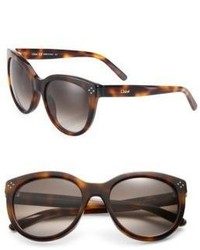 Chloé Chloe Boxwood 55mm Cats Eye Sunglasses