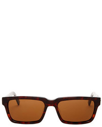 John Varvatos Collection Brown Sunglasses