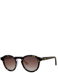 Thierry Lasry Courtesy Round Sunglasses