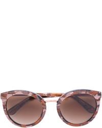 Dolce Gabbana Eyewear Round Frame Sunglasses