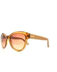 GUESS Sunglasses Gu 7258 Brown Gradient 54mm