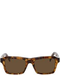 Kenzo K Logo Rectangular Sunglasses