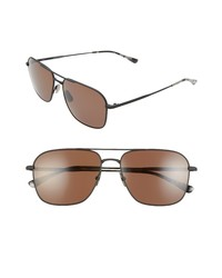 Salt Leland 59mm Polarized Navigator Sunglasses