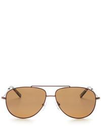 Ted Baker London Aviator Sunglasses