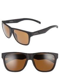Smith Lowdown 56mm Polarized Sunglasses Matte Tortoise