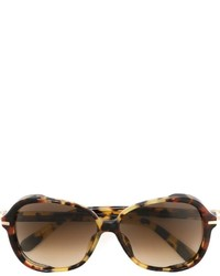 Marc Jacobs Tortoiseshell Effect Sunglasses