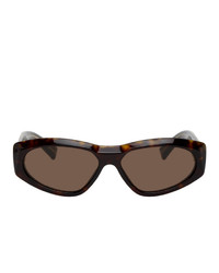 Givenchy Modified Oval Sunglasses