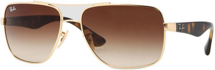 Ray-Ban Navigator Sunglasses Havana