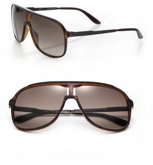 d9355e943f3e Carrera New Safari 62mm Plastic Aviator Sunglasses, $129 | Saks ...