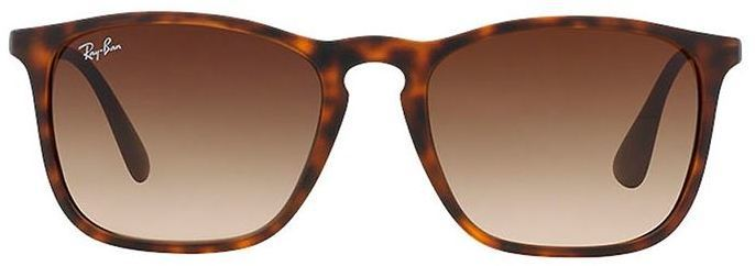 78188854ff02f Rectangular Frame Sunglasses. Brown Sunglasses by Ray-Ban