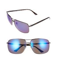 Gucci Retro Web Caravan 66mm Sunglasses