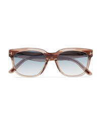 Tom Ford Rhett D Frame Acetate Sunglasses