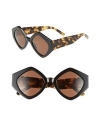 Pared Romeo Juliet 52mm Sunglasses