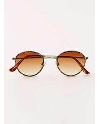 Topman Tortoise Shell Sunglasses