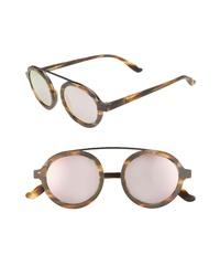 Maho Virgin Gorda 45mm Polarized Aviator Sunglasses