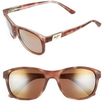 55794a350a3 ... Maui Jim Wakea 55mm Polarized Sunglasses