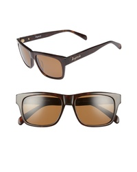Brightside Wilshire 55mm Square Sunglasses