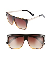 Quay Australia X Desi Perkins On The Low 60mm Square Sunglasses