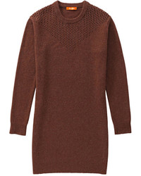 Joe Fresh Sweater Dress Grey Mix