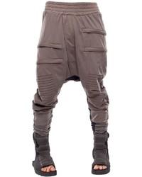 Demobaza trunk earth baggy cotton sweatpants medium 1141194