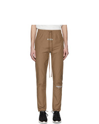 Essentials Tan Canvas Lounge Pants