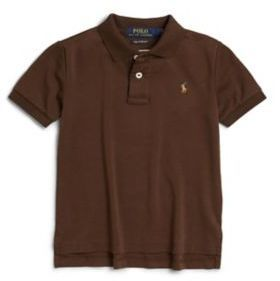 toddler brown shirt