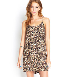 Brown Tank Dress
