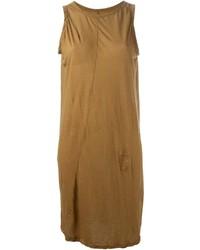 Rick owens drkshdw sleeveless jersey dress medium 235830