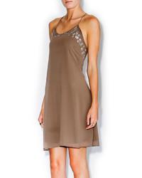Ya los angeles strappy back sequin detail dress medium 235829