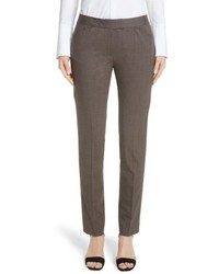 Lafayette 148 New York Irving Stretch Wool Pants