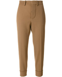 Tapered cuffed trousers medium 5145965