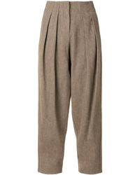 Tapered trousers medium 6726687