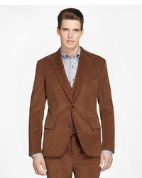 Brooks Brothers Own Make Three Piece Corduroy Suit