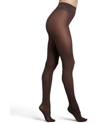La Perla Calze Tomorrow Tights Brown